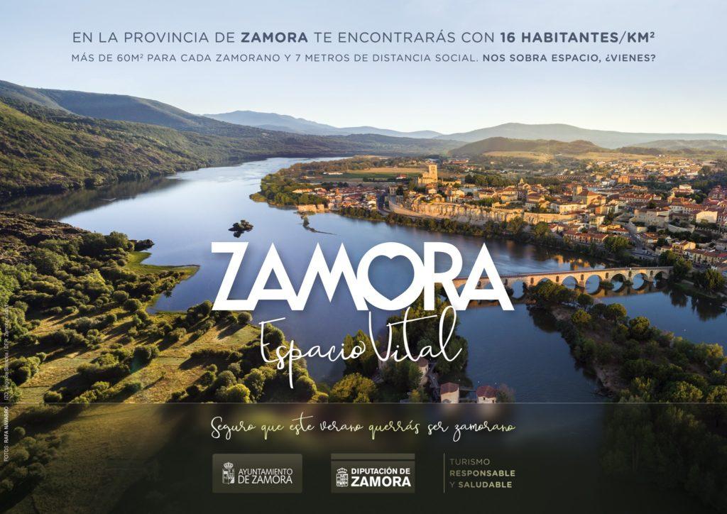 zamora turismo