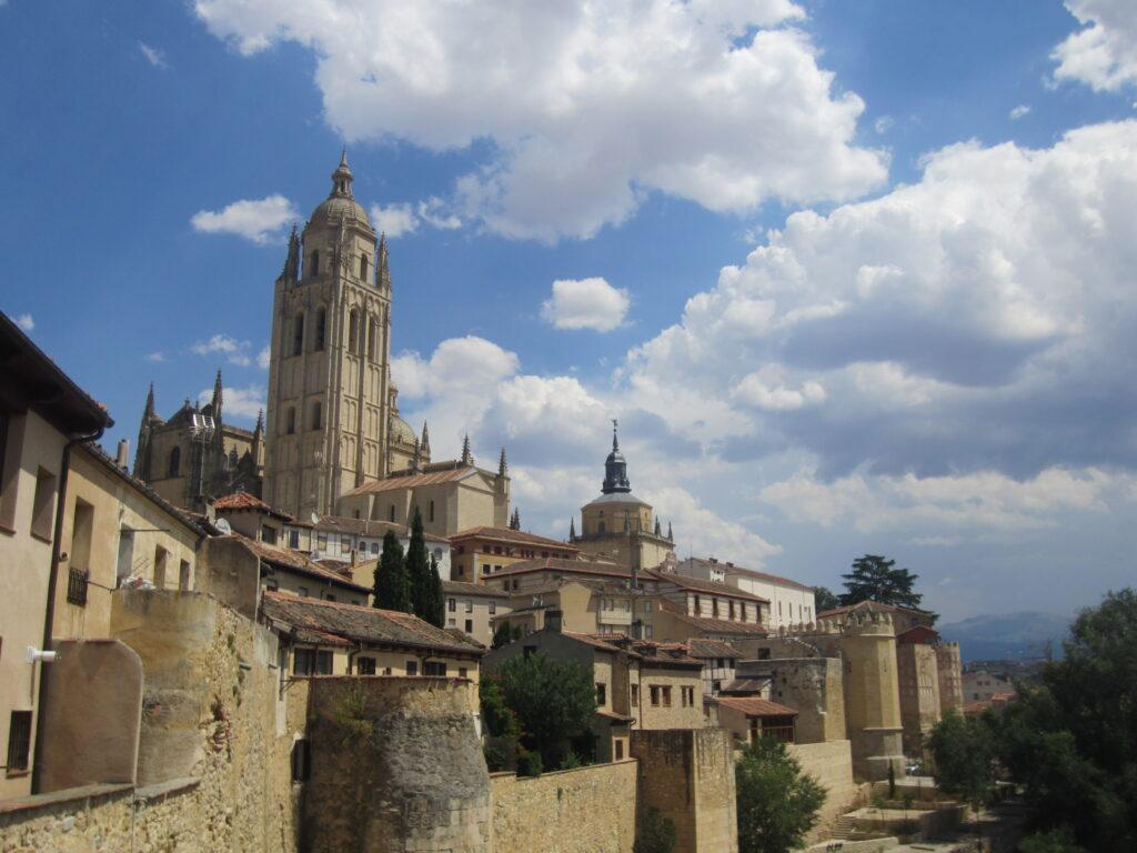 Segovia, imagen de la Catedral de Segovia