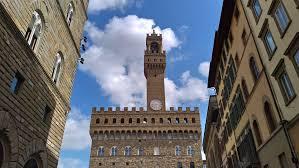 Palazzo della Signoria Firenze